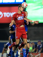 MLS: MAY 31 San Jose at FC Dallas