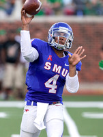 NCAA FOOTBALL: SEP 12 North Texas at SMU