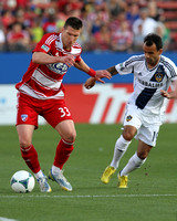 SOCCER: APRIL 13 LA Galaxy at FC Dallas