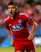 SOCCER: OCT 14 MLS - Whitecaps at FC Dallas