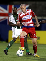 MLS: MAY 8 Portland at FC Dallas