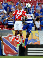 FC Dallas v. Stoke City 7-27-13