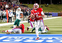 NCAA FOOTBALL: NOV 21 Tulane at SMU
