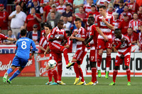 FC Dallas v. San Jose 5-25-13