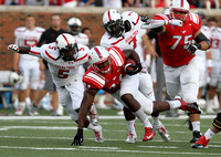 NCAA FOOTBALL: AUG 30 Texas Tech at SMU