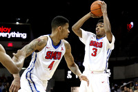 NCAA BASKETBALL: DEC 17 UIC at SMU