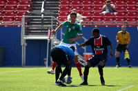 SOCCER: APRIL 1 Mexico U20 v PSG