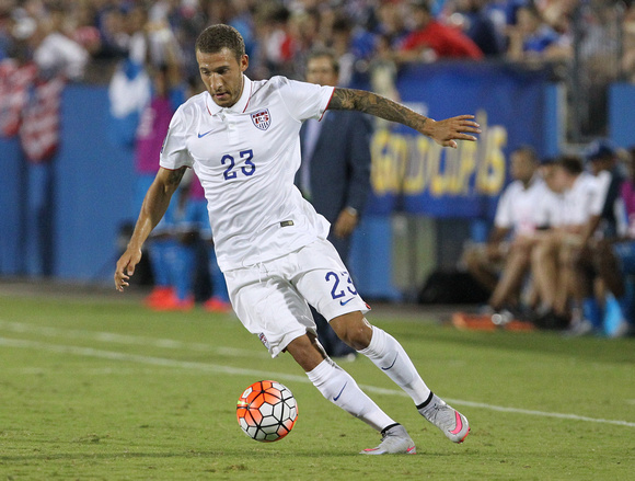 SOCCER: JUL 07 CONCACAF Gold Cup - Group Stage - USA v Honduras