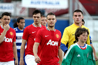 SOCCER: APRIL 2 Manchester United v FC Dallas