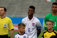 DALLAS CUP: APR 13 US U20 v River Plate