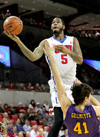 NCAA BASKETBALL: DEC 31 USF at SMU