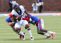 NCAA FOOTBALL: SEP 27 TCU at SMU