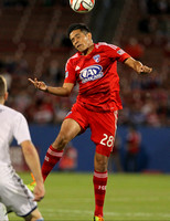 SOCCER: OCT 29 MLS - Whitecaps at FC Dallas