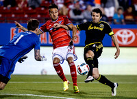 SOCCER: APR 02 MLS - Crew SC at FC Dallas